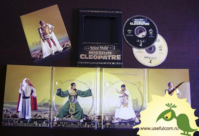 № 189 - Диджипак (DigiPak) DVD формата