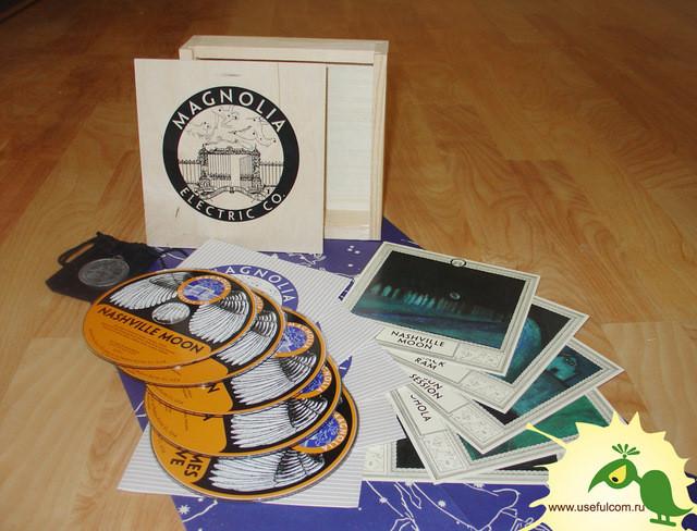 № 154 – Бокс-сет (или Boxed set) деревянная коробка-пенал