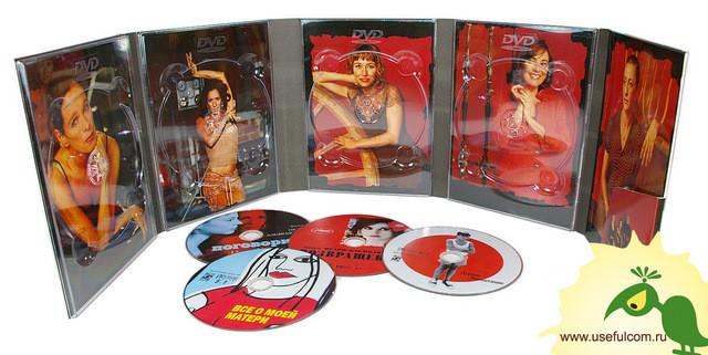 № 197 – Диджипак (DigiPak) DVD формата + СлипКейс