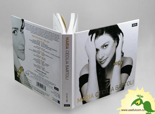 № 167 – Диджибук (DigiBook) CD формат