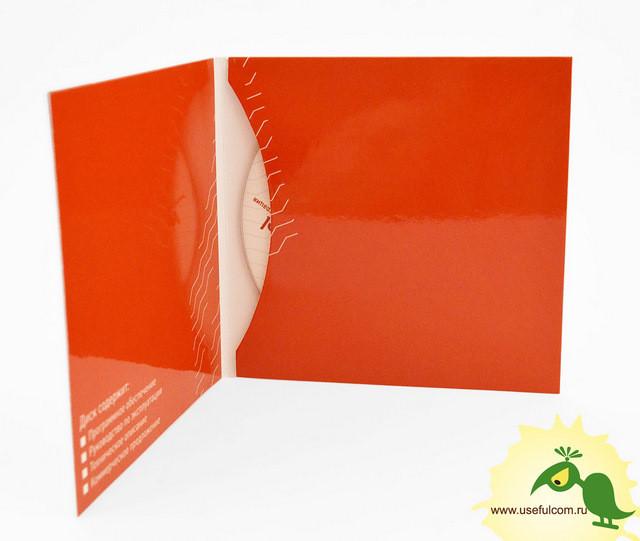 № 209 - Диджислив (DigiSleeve) CD формата