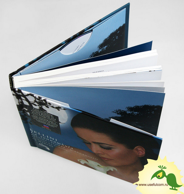 № 159 - Диджибук (DigiBook) СD формат