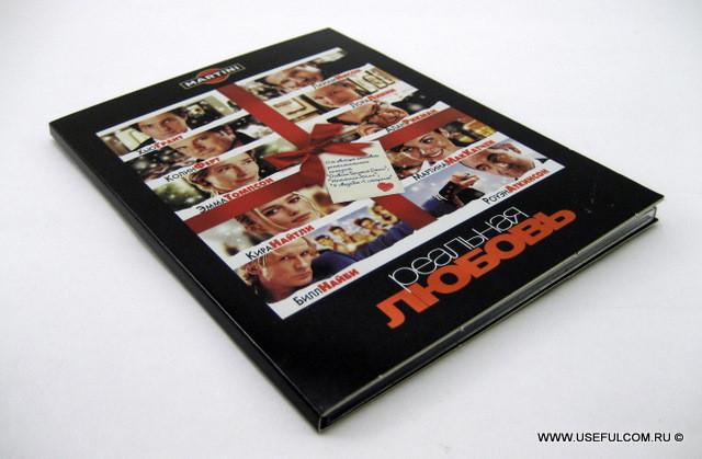 № 79 – Диджипак (DigiPak) DVD формата