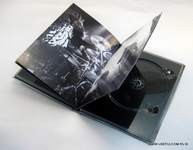 № 265 - Диджибук (DigiBook) DVD формата