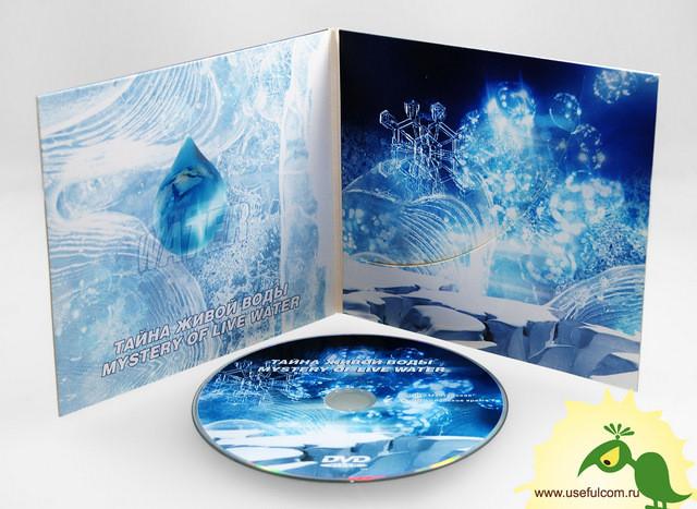 № 173 – Диджифайл (DigiFile) CD формат