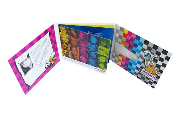 № 269 – ДигиСлив (DigiSleeve) CD формата, 6 полос, на 1 диск + буклет
