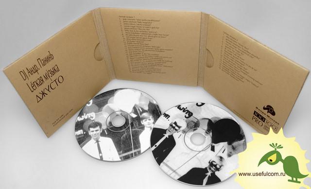 № 217 – Диджислив (DigiSleeve) CD формата