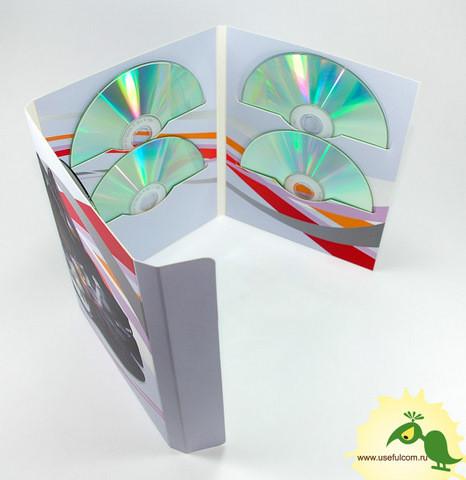 № 175 - Диджифайл (DigiFile) DVD формат
