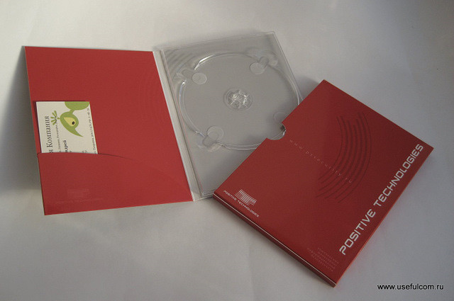 № 128 – Диджипак (DigiPak) DVD формата + SlipCase