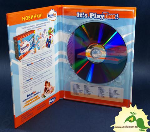 № 234 – Хардбэк (Hardback) DVD формата