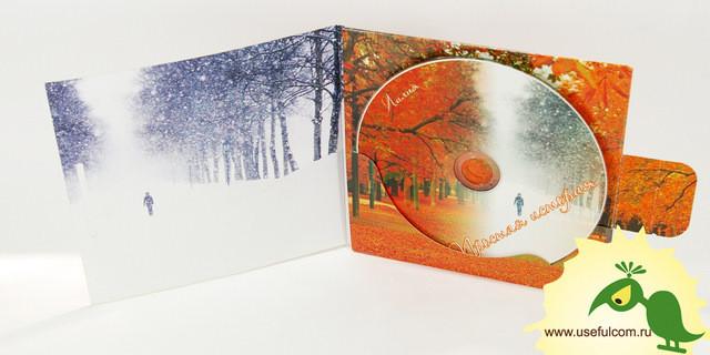 № 178 – Диджифайл (DigiFile) CD формат