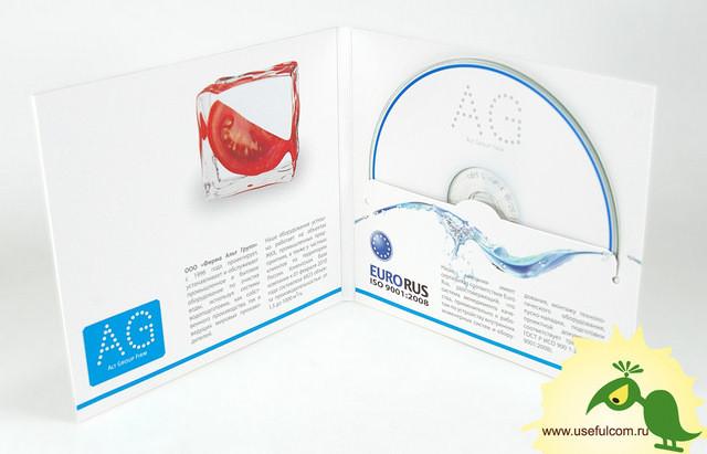 № 176 – Диджифайл (DigiFile) CD формат