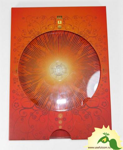№ 231 – Оригинальная упаковка DVD формата