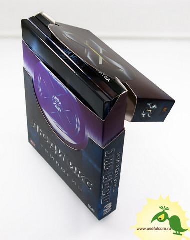 № 227 - Оригинальный DVD Box на 3 DVD Диджипака
