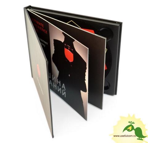 № 162 – Диджибук (DigiBook) СD формат + SlipCase