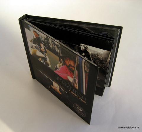№ 38 - Диджибук (DigiBook) СD формата