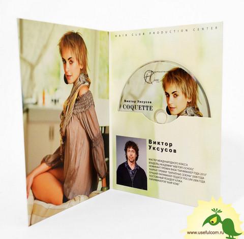 № 181 –  Диджифайл (DigiFile) DVD формат