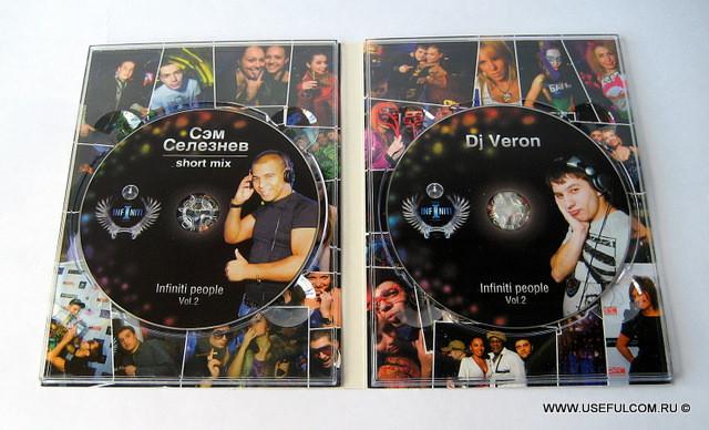 № 42 – Диджипак  DVD формата + SlipCase