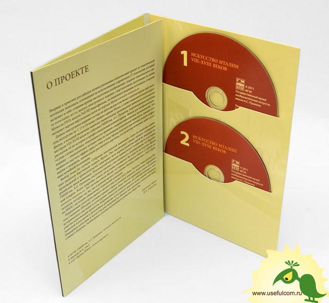№ 182 – Диджифайл (DigiFile) DVD формат