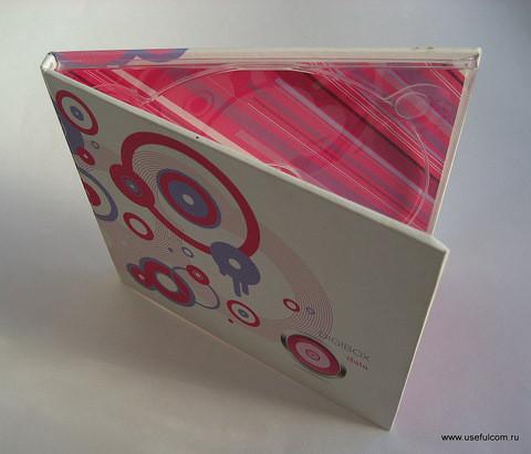 № 37 - Диджибук (DigiBook) СD формата