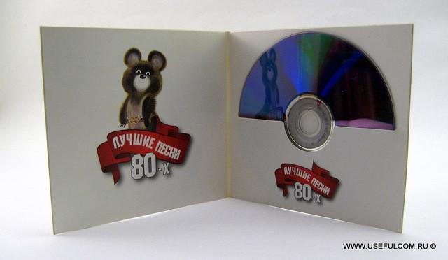 № 64 - Диджислив (DigiSleeve) CD формата