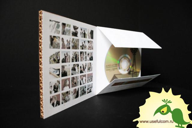 № 219 – Гофропак CD формата