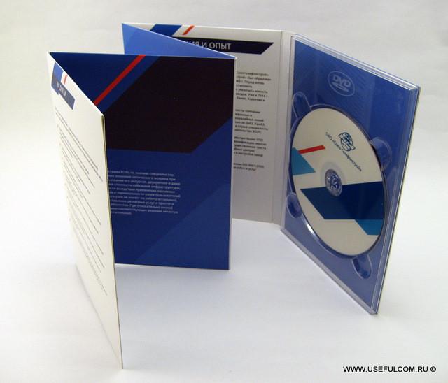 № 82 - Диджипак (DigiPak) DVD формата