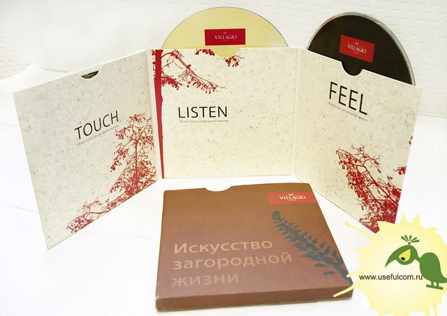 № 201 - Диджислив (DigiSleeve) CD формата