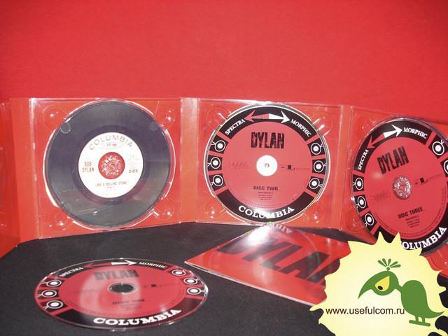 № 191 - Диджипак (DigiPak) СD формата