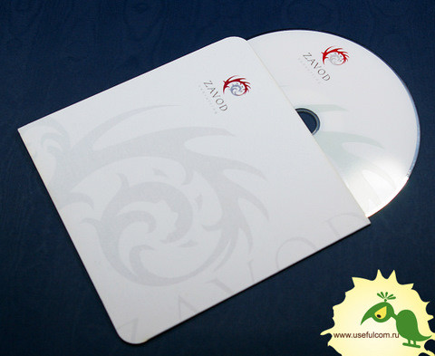 № 224 – Конверт (sleeves) CD формата