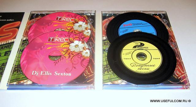 № 138 – Диджипак (DigiPak) DVD формата
