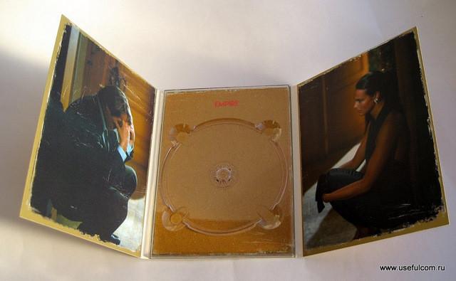 № 137 – Диджипак (DigiPak) DVD формата