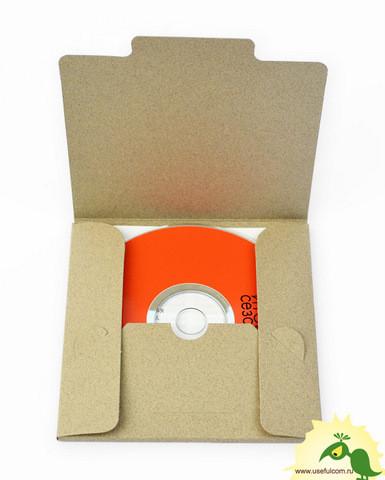 № 184 – Конверт (sleeves) картонный самосборный с клапаном