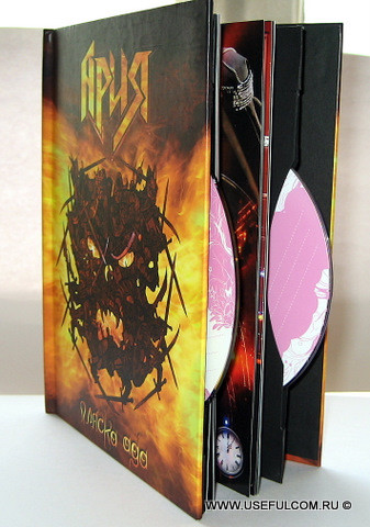 № 51 – Диджибук (DigiBook) DVD формата