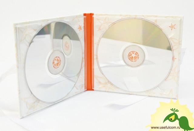 № 232 – Хардбэк (Hardback) CD формата