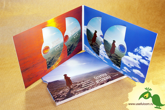 № 177 –  Диджифайл (DigiFile) DVD формат