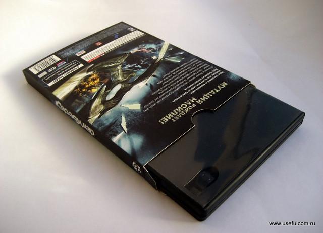 № 150 – СлипКейс (SlipCase) под CD и DVD формат