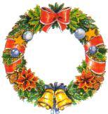 Weihnachtsbilder: Adventskranz 9