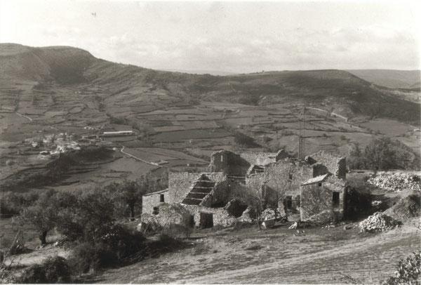 Der Weiler St. Hyppolite 1973
