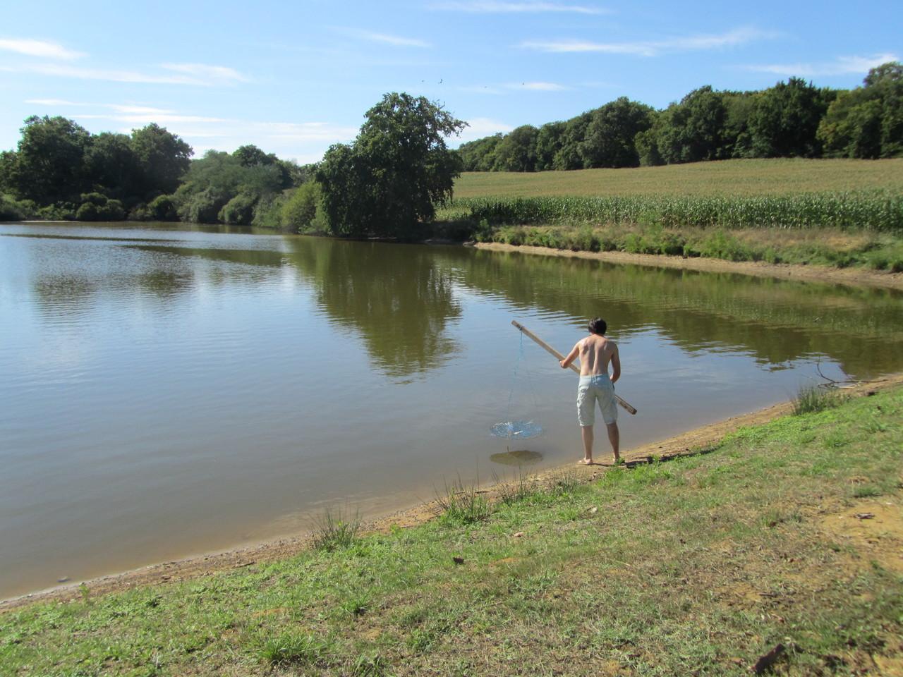 L'étang Est