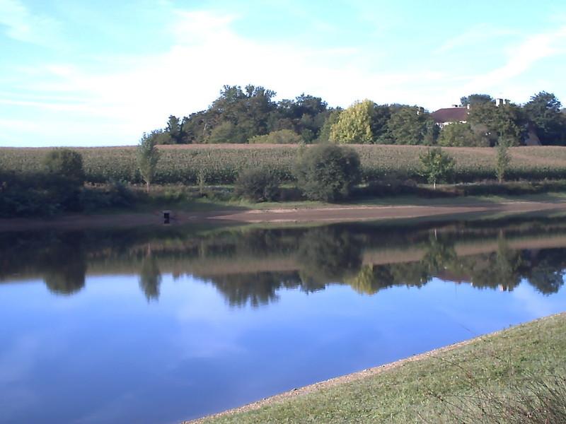 L'étang  ouest