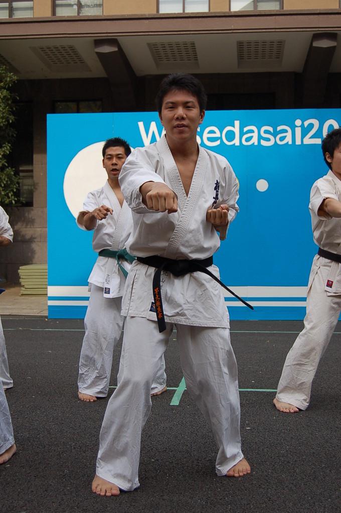 演武会・早大学園祭2009
