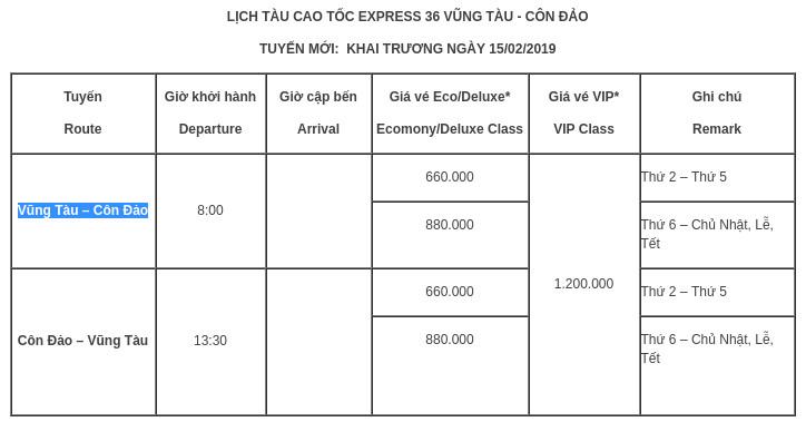 neu_Fähre_Fähreverbindung_Vung Tau_Con Dao_Preise_Kosten_Fahrplan_Timetable_Abfahrtszeit_Ankunftszeit_Abfahrt_Ankunft