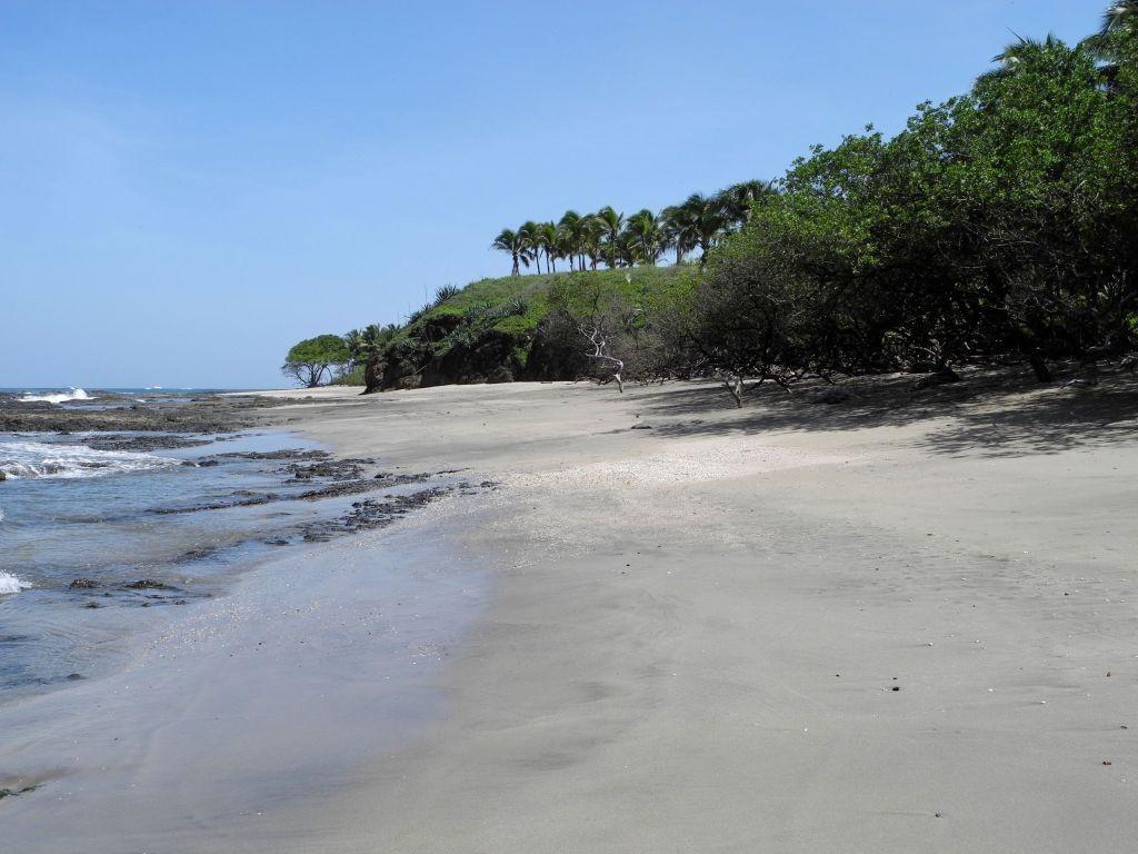 Playa Junquillal vor Casas Pelicano