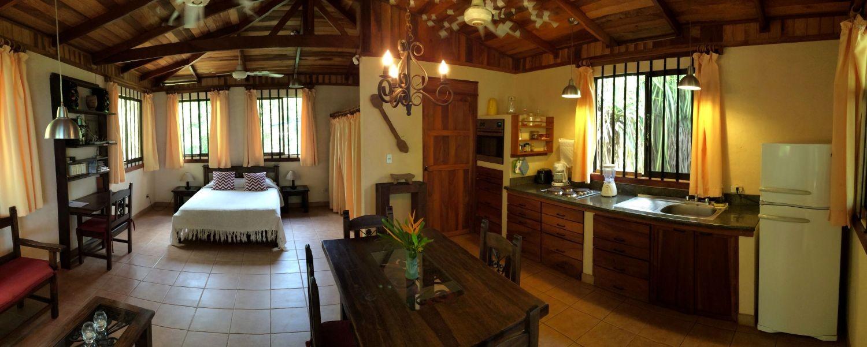 Casa Tigrillo Innenansicht