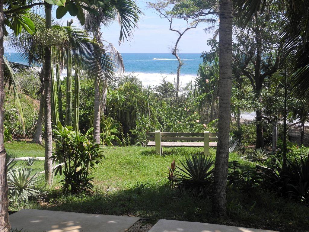 Blick von Casa Tigrillo