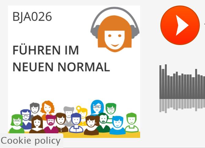 """Podcast """"Führen im neuen Normal"""""""