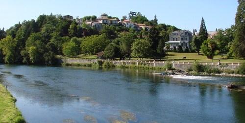 Vue de la Garonne
