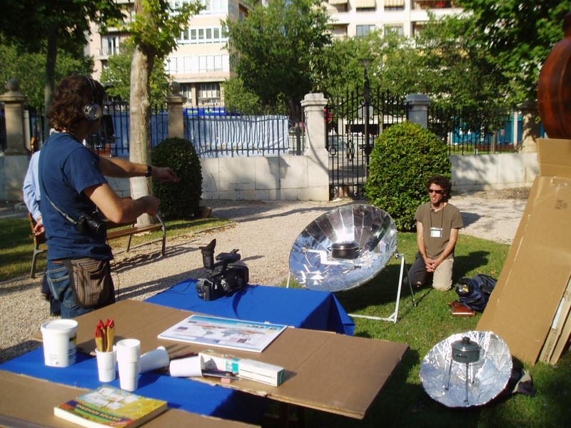Taller de cuines solars