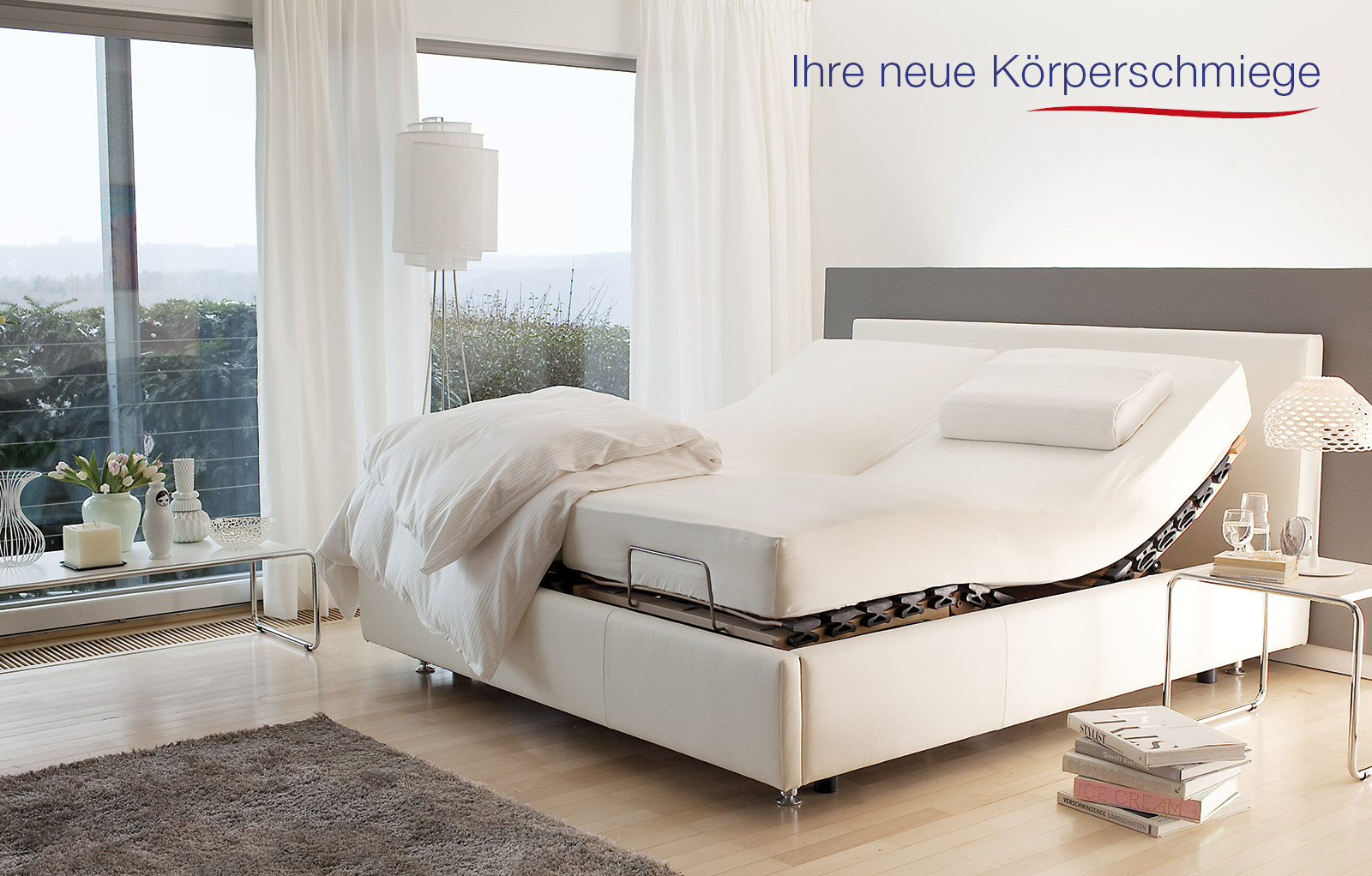 bettenmanufaktur und stofftr ume betten bubert und stoffideen. Black Bedroom Furniture Sets. Home Design Ideas